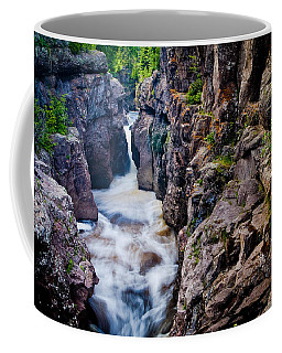 Temperance River Gorge Coffee Mug