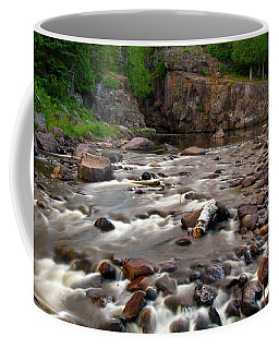 Temperance River Coffee Mug by Steve Stuller