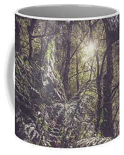 Temperate Rainforest Canopy Coffee Mug