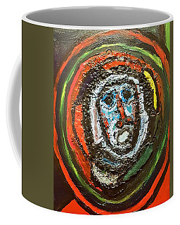 Tempest Of The Damned Coffee Mug by Darrell Black