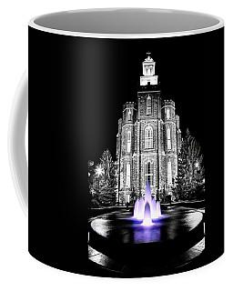 Temple Fountain  Coffee Mug by David Andersen