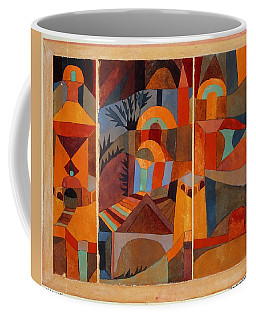 Temple Gardens Coffee Mug