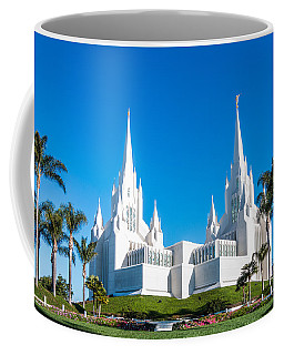 Temple Glow Coffee Mug