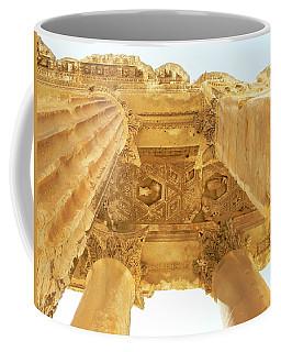 Temple Of Bacchus Coffee Mug
