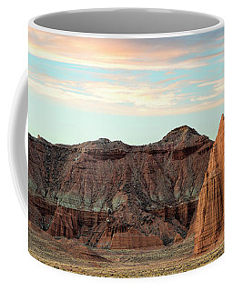 Temple Of The Moon At Dawn Coffee Mug