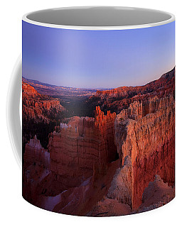 Temple Of The Setting Sun Coffee Mug