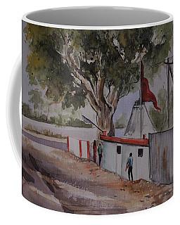 Temple Scene1 Coffee Mug