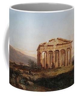 Temples Of Paestum  Coffee Mug