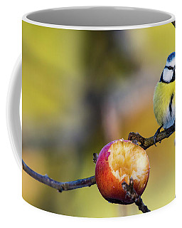 Coffee Mug featuring the photograph Tempting by Torbjorn Swenelius