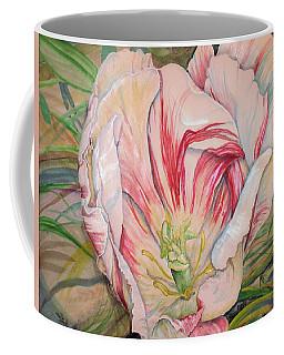 Tempting  Tulip Coffee Mug