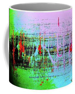 Ten On The Richter Coffee Mug