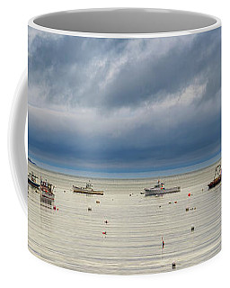 Coffee Mug featuring the photograph Tenants Harbor by Rick Berk