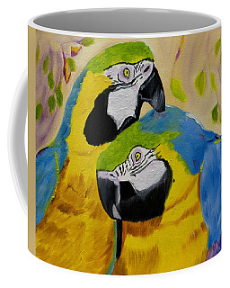 Tender Birdsong  Coffee Mug
