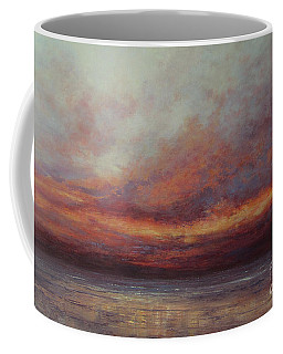 Tender Embrace Coffee Mug by Valerie Travers