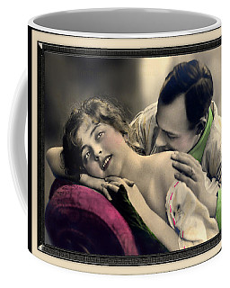 Tender Kisses Coffee Mug