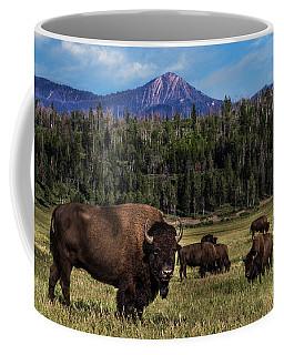 Tending The Herd Coffee Mug