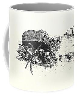 Darkling Beetle Coffee Mug