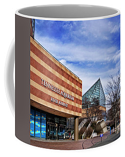 Tennessee Aquarium's River Journey Coffee Mug