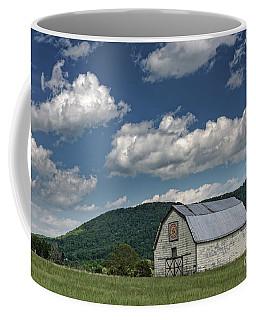 Tennessee Barn Quilt Coffee Mug
