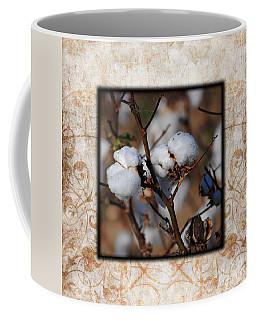 Tennessee Cotton II Photo Square Coffee Mug