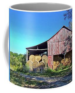 Tennessee Hay Barn Coffee Mug