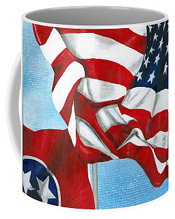 Tennessee Heroes Coffee Mug