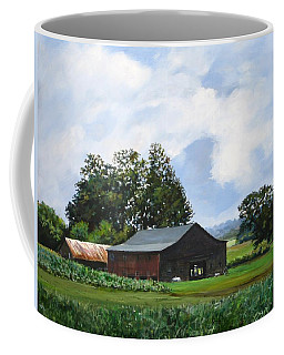 Tennessee Sky Coffee Mug