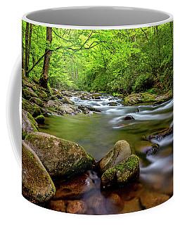 Tennessee Stream Coffee Mug