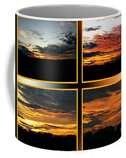 Tennessee Sunset Coffee Mug by EricaMaxine  Price