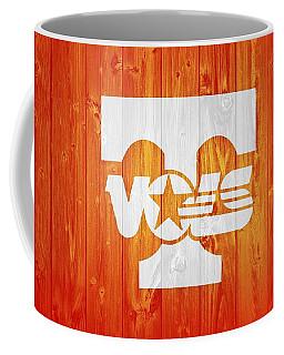 Tennessee Volunteers Barn Door Coffee Mug