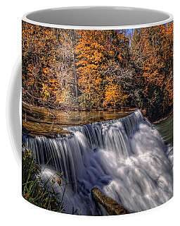 Tennessee Waterfall Coffee Mug