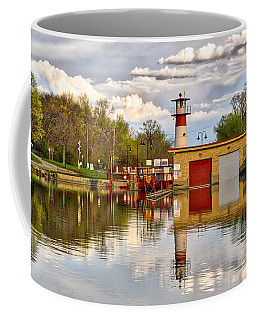 Tenney Lock - Madison - Wisconsin Coffee Mug