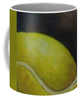 Tennis Ball No. 2 Coffee Mug