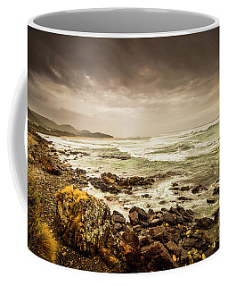 Tense Seas Coffee Mug