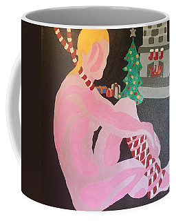 Tenth Christmas Coffee Mug by Erika Chamberlin