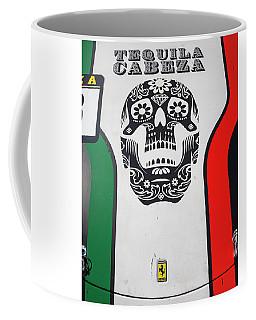 Tequila Cabeza Ferrari #33 Coffee Mug