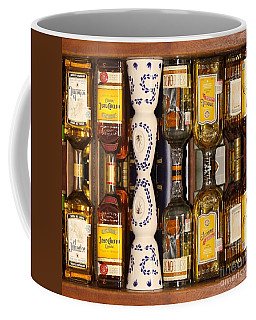 Coffee Mug featuring the photograph Tequila Mirage by The Art of Alice Terrill