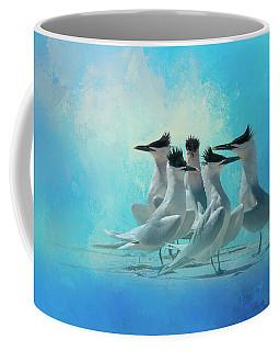 Tern And Look Coffee Mug