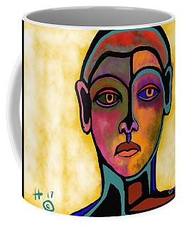 Terra-cotta Guard Coffee Mug