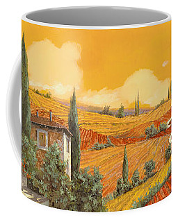 terra di Siena Coffee Mug