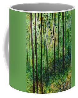Coffee Mug featuring the painting Terra Verde by Hailey E Herrera