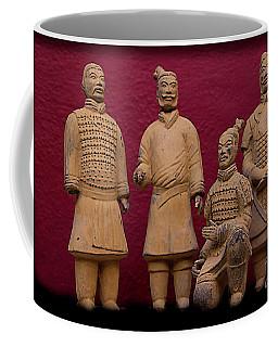 Terracotta Army IIi Coffee Mug