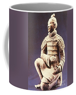 Terracotta Soldier Coffee Mug