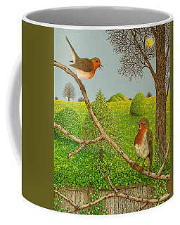 Territorial Rights Coffee Mug