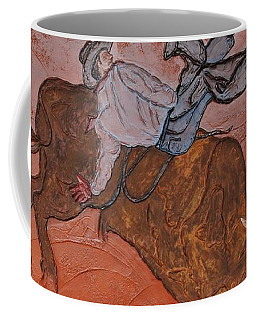 Terror Cotto Coffee Mug