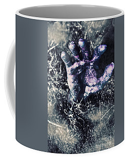 Terror From The Crypt Coffee Mug