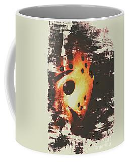 Terror On The Ice Coffee Mug