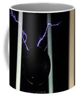 Tesla Coil 5 Coffee Mug