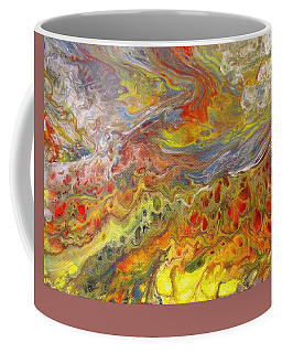 Rainmaker's Circus Coffee Mug by Jason Williamson