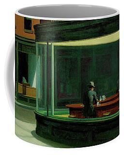 Test Tavern Coffee Mug by Edward Hopper